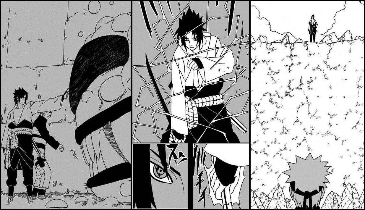 Naruto Stirbt