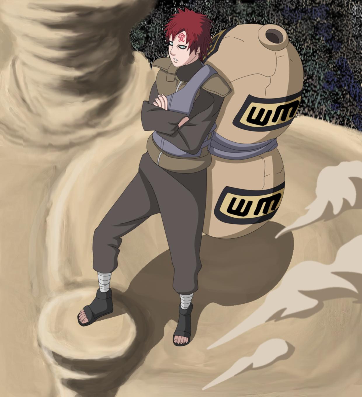 List of Naruto characters - Wikipedia