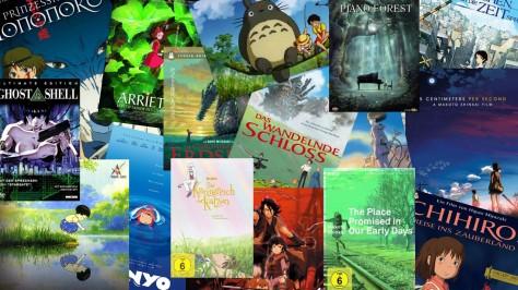 Anime-Movies