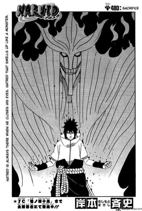 Naruto 480 - Title