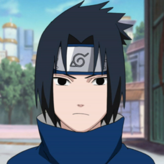 Sasuke als Genin