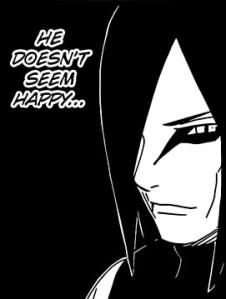 Seine Welt dreht sich echt nur um Klein-Sasuke... ;)