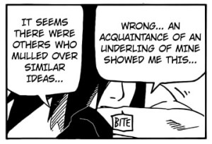 Redet er von Orochimaru? Also sein Underling ist Tobi, und dessen Acquaintance ist Orochimaru (weil der mal bei Akatsuki war)?