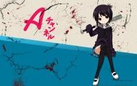 Künstlerische Impression des ersten Mangacovers
