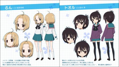 Run-chan und Tooru