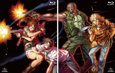 Black Lagoon Blue Ray 01