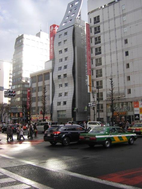 Shinjuku Skyscrapers #1