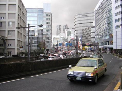 Shinjuku Skyscrapers #2