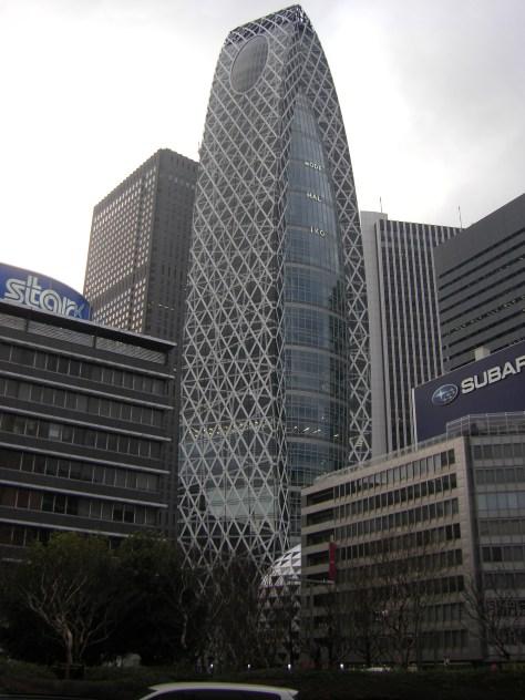Shinjuku - das Manhattan von Tokyo