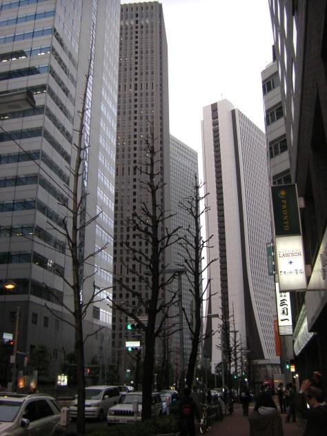 Shinjuku Skyscrapers #3