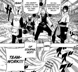 Team 7 goes to another dimension!!