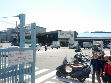 Tsukiji Fish Market #1