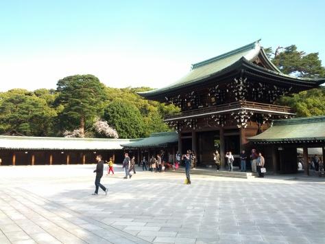 Meiji-Schrein #7