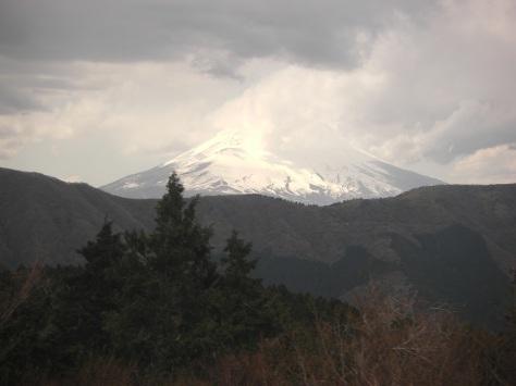 Mount Fuji, der Fujiyama, Fuji-san auf 7x Zoom!