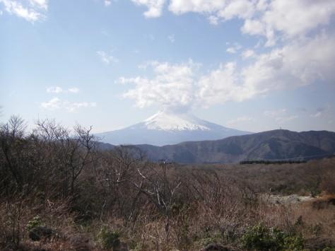 Der majestätische Mt. Fuji