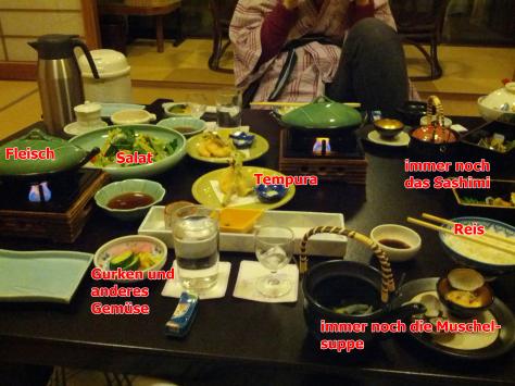 """Multi-Gänge-Dinner """"Kaiseki"""" #2"""