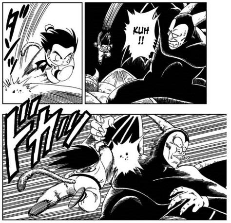 Gokus Tai-Jutsu