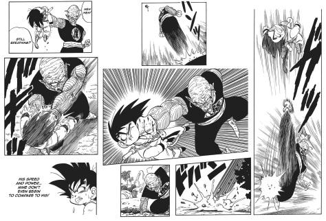 Piccolo schlägt zurück