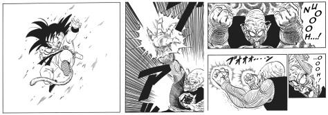 Goku ist geschlagen!