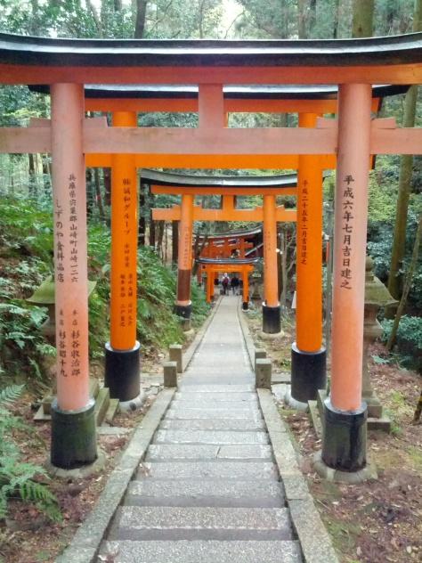 Fushimi Inari Torii #5
