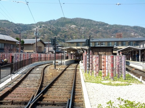 Endstation Arashiyama