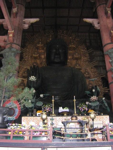 Todai-ji #5 - Der Daibutsu