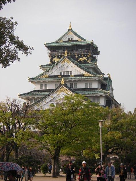 Osaka-Schloss #1