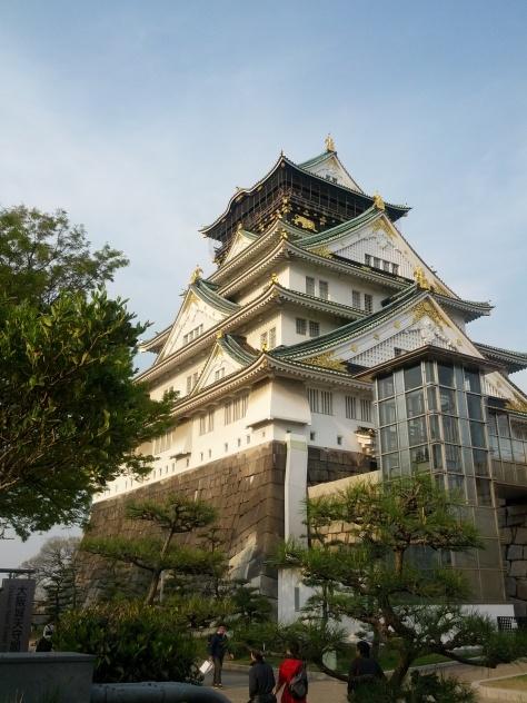 Osaka-Schloss #2