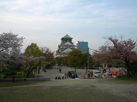 Osaka-Schloss #5