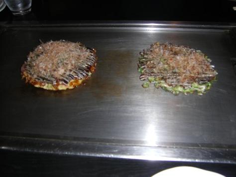 Okonimyaki, mjamm!