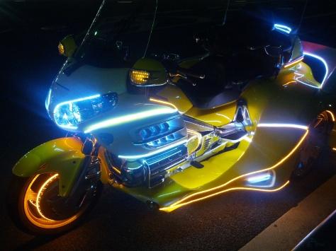 Spacige Trikes #1