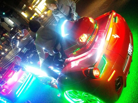 Spacige Trikes #2