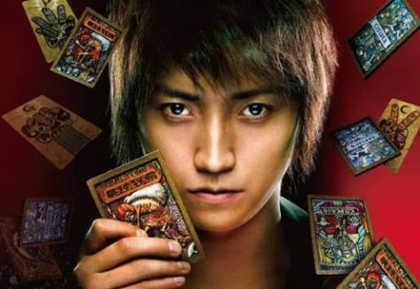 So sieht Kaiji in den Live-Action-Movies aus