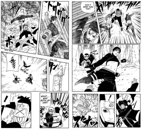 Station 5 Naruto - Yamato