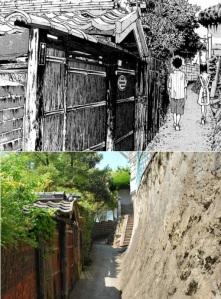 """Aus dem Blog """"A Foreigner's Tale in Japan"""" und dem Post """"Pastel~! Onomichi~!"""" (für Originallink klicken)"""