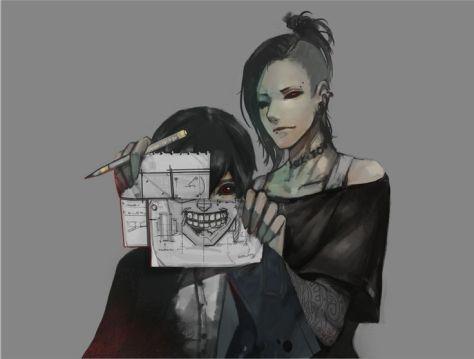 Tokyo Ghoul Recap 02