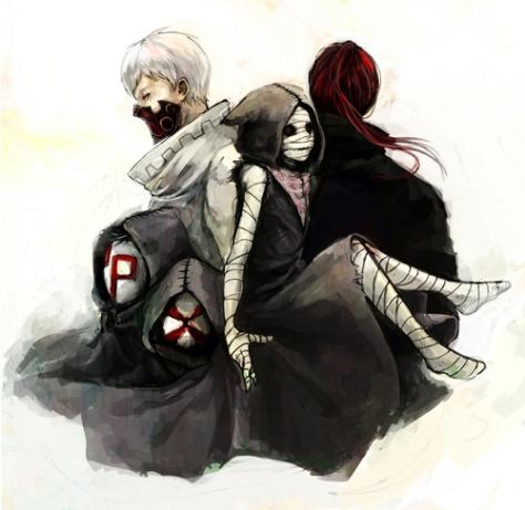 Tokyo Ghoul Recap 16