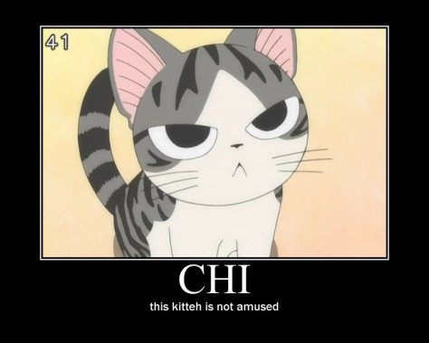 Chi is not amused by alucardserasfangirl (für Originalbild klicken)