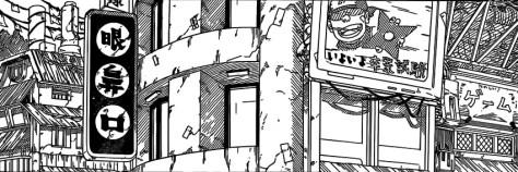 Ist das auf dem Plakat oben nicht Kishimotos Selbstdarstellung in Ninja-Form? ;)