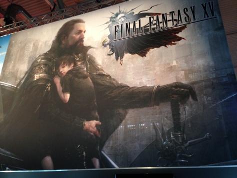 Wunderschönes Artwork zu Final Fantasy XV