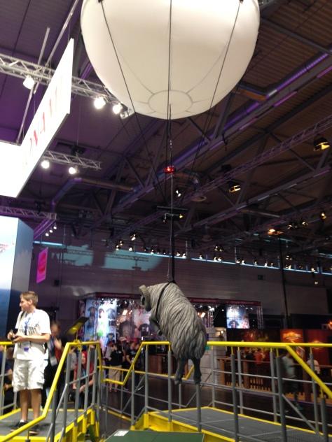 Der Ballon und die Ziege - von Metal Gear 5