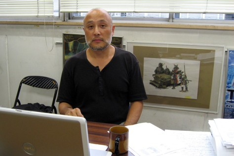 Koji Takeuchi - Telecom Animation Film Co.